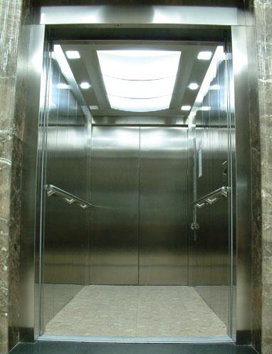 مصعد المستشفى